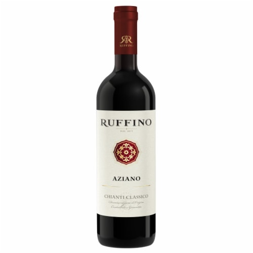 Ruffino Aziano Chianti Classico Red Wine Perspective: back