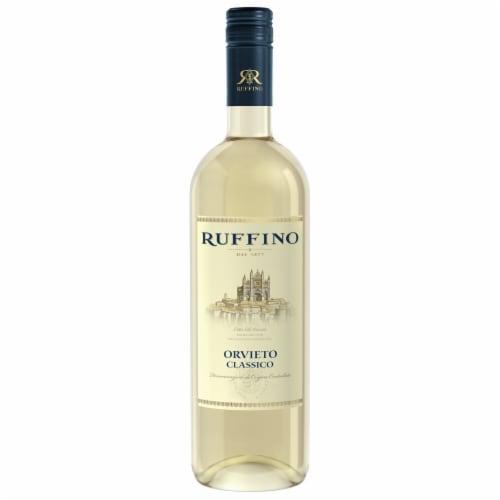 Ruffino Orvieto Classico White Wine Perspective: back