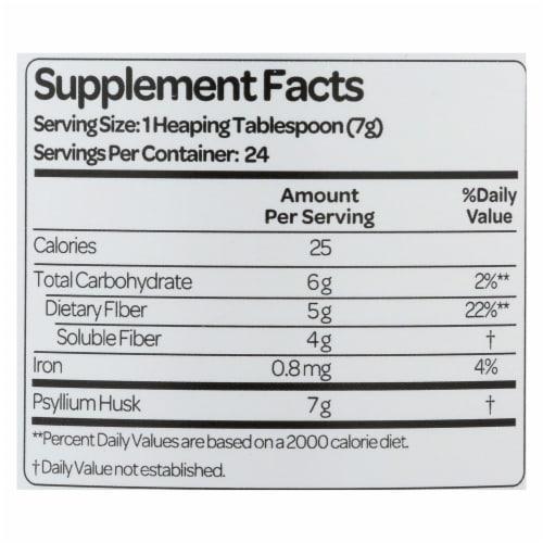 Health Plus - Colon Cleanse - Regular - 6 oz Perspective: back
