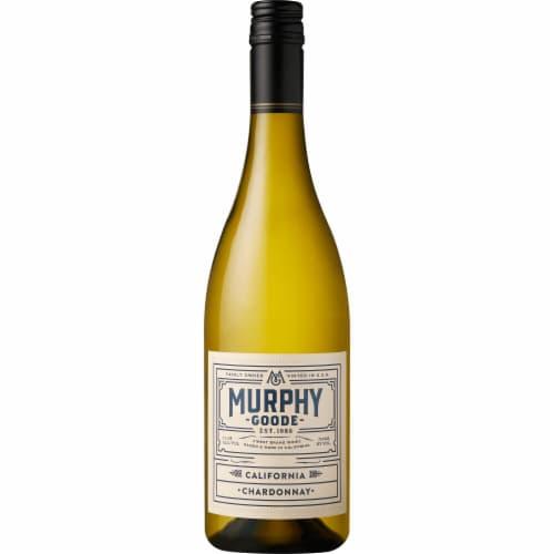Murphy-Goode Chardonnay White Wine Perspective: back