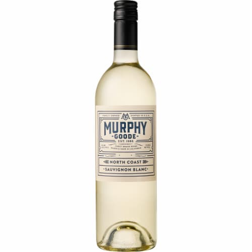 Murphy-Goode North Coast Sauvignon Blanc White Wine Perspective: back