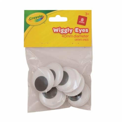 Crayola Wiggly Eyes Perspective: back