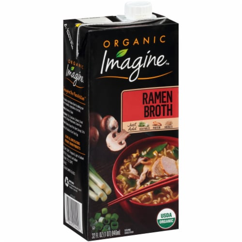 Imagine Organic Ramen Broth Perspective: back