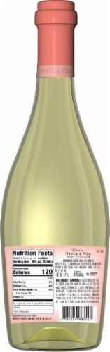 Evviva Stella Mia Moscato D'asti Wine Perspective: back