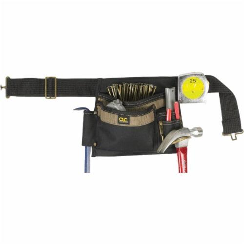 CLC Work Gear 5-Pocket Single Side Carpenter Apron Perspective: back