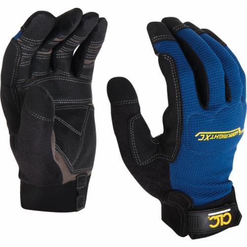 CLC® Workright XC Men's Flex Grip High Performance Gloves Perspective: back
