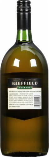 Sheffield Cellars Light Sherry Perspective: back