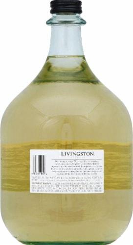 Livingston Cellars Chablis Blanc White Wine 3L Perspective: back