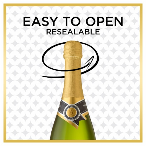 Andre Brut Champagne Sparkling Wine Perspective: back