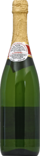 Andre Spumante Champagne Sparkling Wine Perspective: back