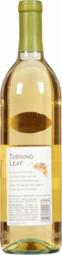 Turning Leaf Vineyards Pinot Grigio White Wine 750ml Perspective: back