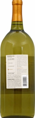 Redwood Creek Chardonnay White Wine Perspective: back