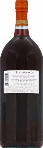 Livingston Cellars Sangria Red Wine 1.5L Perspective: back