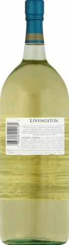 Livingston Cellars Moscato White Wine 1.5L Perspective: back
