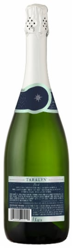 Taralyn Brut Sparkling Wine 750ml Perspective: back
