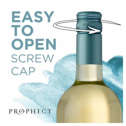 Prophecy Pinot Grigio White Wine Perspective: back