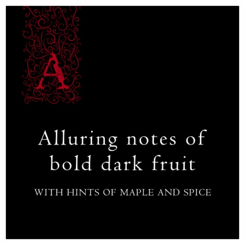 Apothic Inferno Red Blend Red Wine 750ml Perspective: back