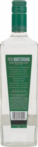 New Amsterdam Watermelon Vodka Perspective: back