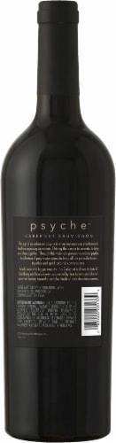 Psyche Cabernet Sauvignon Red Wine Perspective: back