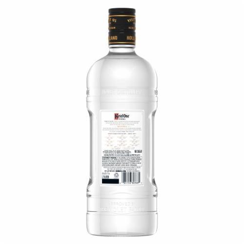 Ketel One Vodka Perspective: back