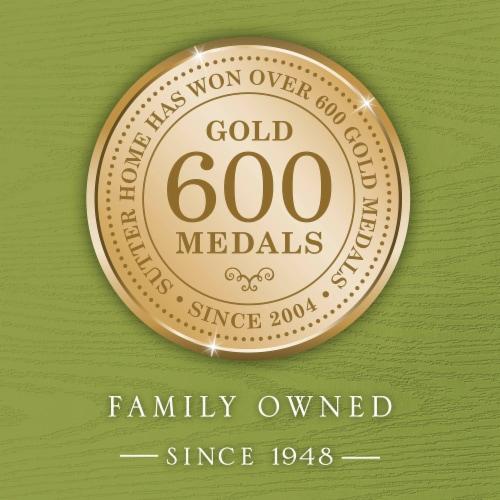 Sutter Home Sauvignon Blanc White Wine Perspective: back