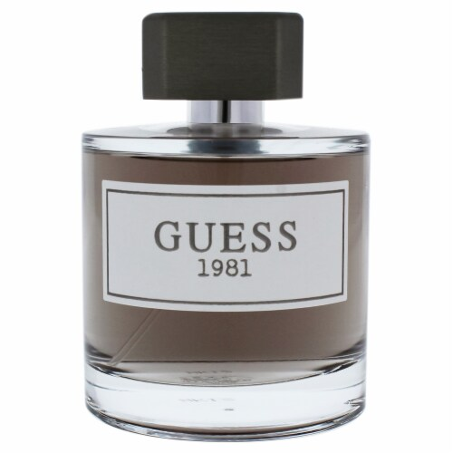 Guess 1981 by Guess for Men - 3.4 oz EDT Spray Perspective: back