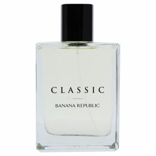 Banana Republic Classic by Banana Republic for Men - 4.2 oz EDT Spray Perspective: back