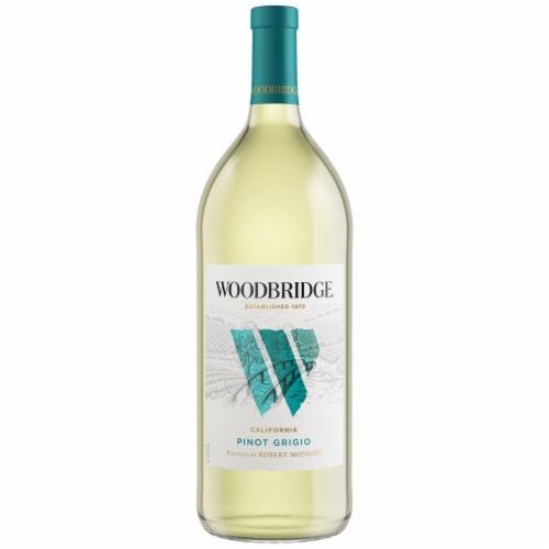 Woodbridge by Robert Mondavi Pinot Grigio White Wine Perspective: back
