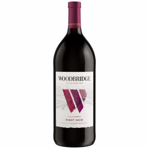 Woodbridge by Robert Mondavi Pinot Noir Red Wine Perspective: back