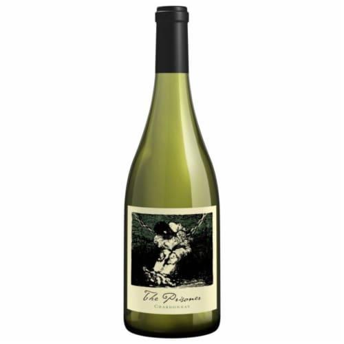 The Prisoner Wine Co. Napa Valley Chardonnay White Wine Perspective: back