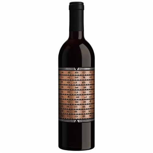 The Prisoner Wine Co. Unshackled Red Wine Blend Perspective: back