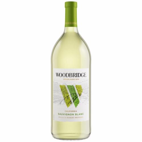 Woodbridge By Robert Mondavi Sauvignon Blanc White Wine Perspective: back