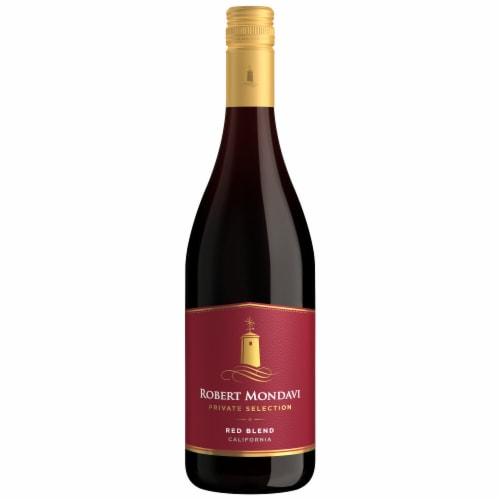Robert Mondavi Private Selection Heritage Red Wine Perspective: back