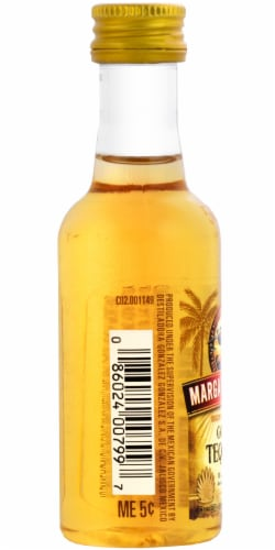 Margaritaville Gold Tequila Perspective: back