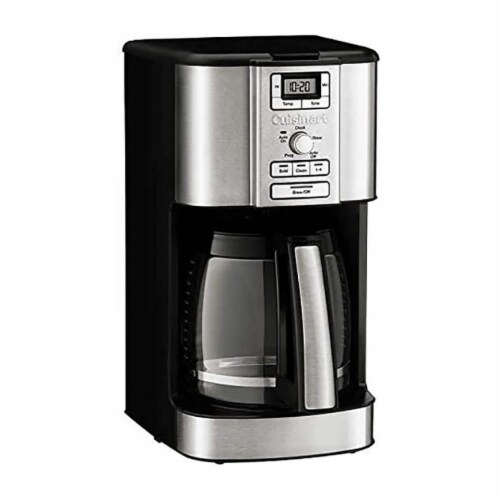 Cuisinart 14 Cup Brew Central Programmable Coffee Maker (Certified Refurbished) Perspective: back
