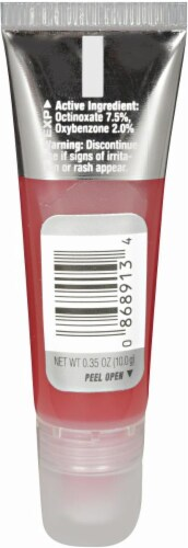 Neutrogena MoistureShine 60 Glaze Lip Soother Gloss SPF 20 Perspective: back
