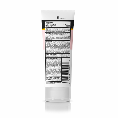 Neutrogena Pure & Free Baby Sunscreen Lotion SPF 50 Perspective: back