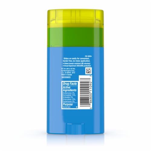 Neutrogena CoolDry Sport Sunscreen Stick SPF 50 Perspective: back
