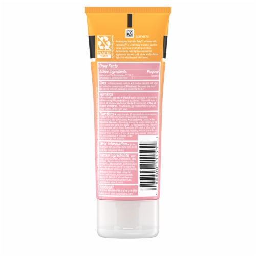 Neutrogena Invisible Daily Defense Lotion SPF 60+ Perspective: back