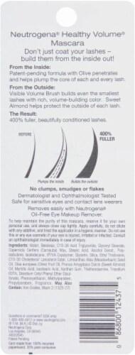 Neutrogena Healthy Volume 02 Black Mascara Perspective: back