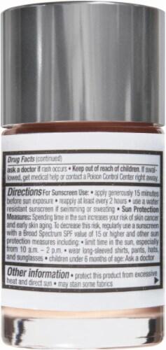 Neutrogena Healthy Skin Soft Beige Liquid Foundation Perspective: back