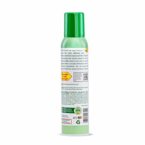 Citrus Magic Tropical Citrus Blend Odor Eliminating Air Freshener Non Aerosol Perspective: back