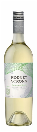 Rodney Strong Charlotte's Home Sauvignon Blanc White Wine Perspective: back