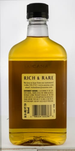 Rich & Rare Canadian Whisky Perspective: back