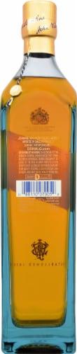 Johnnie Walker Blue Label Blended Scotch Whisky Perspective: back