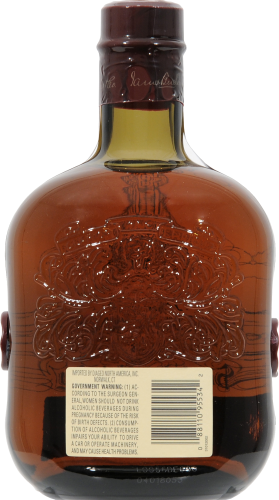 Buchanan's Special Reserve 18 Year Blended Scotch Whisky Perspective: back