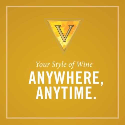 Vendange Chardonnay White Wine Perspective: back
