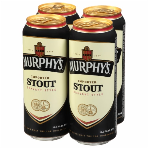Murphy's Imported Stout Draught Style Perspective: back
