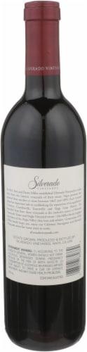 Silverado Vineyards Cabernet Sauvignon Perspective: back