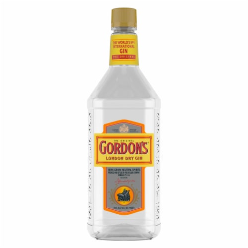 Gordon's London Dry Gin Perspective: back